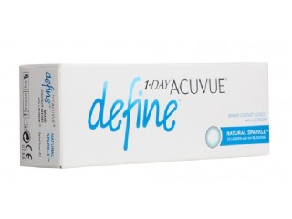 1-DAY ACUVUE® DEFINE® (30 линз)