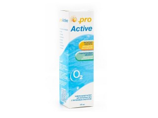 Optimed Pro Active  раствор для линз 125ml